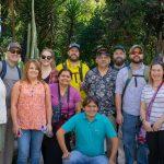 Quito's botanical gardens