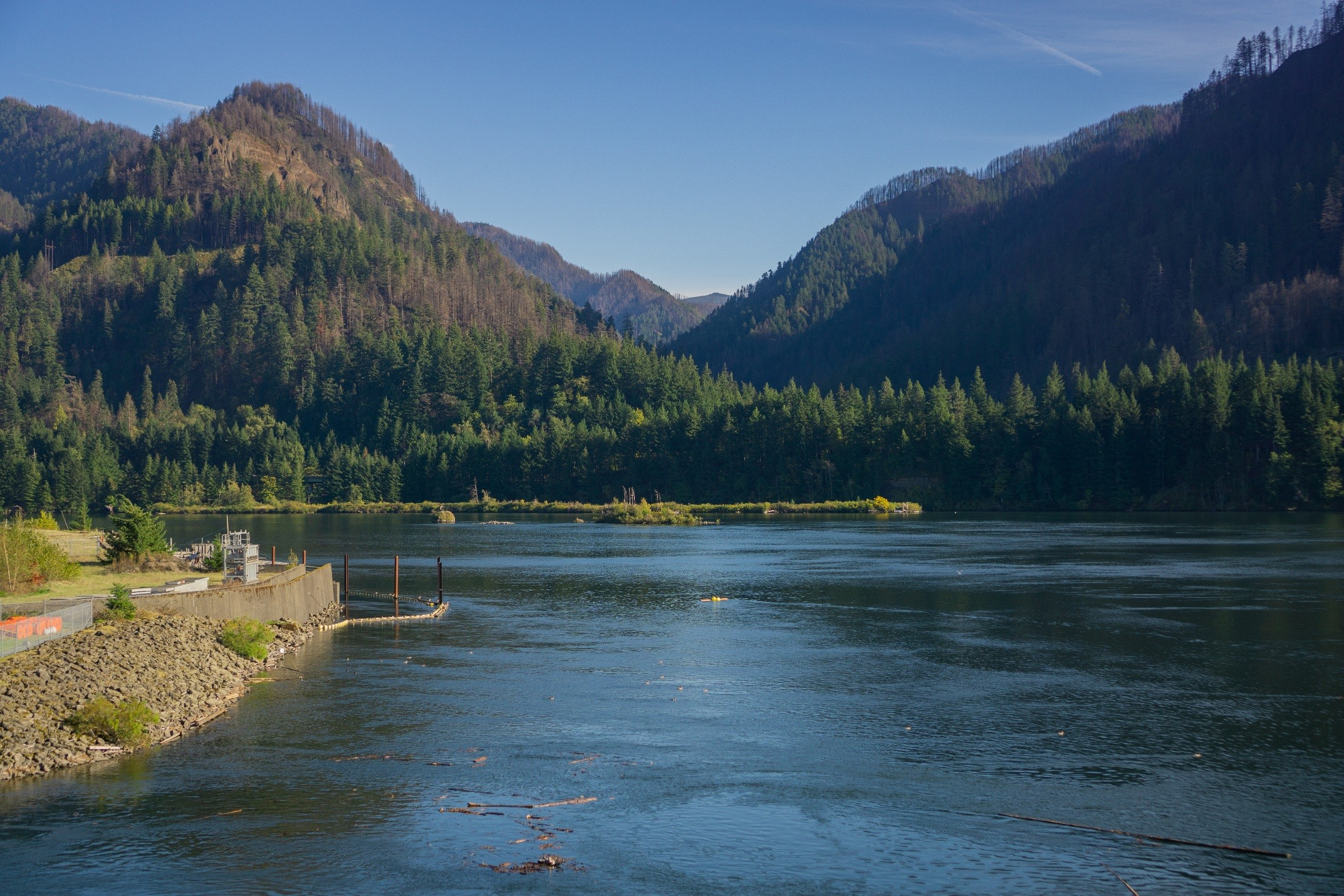 Columbia River System